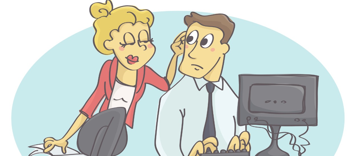 A New Take on Sexual Harassment