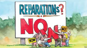 Reparations – Corruption of Blood or Bloody Mess?